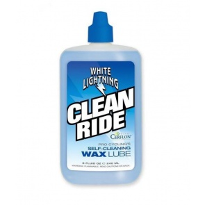 WhiteLightning Clean Ride Cleaning Lubricant 120ml