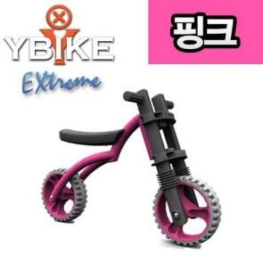 YBIKE Extreme Kids Bike pink
