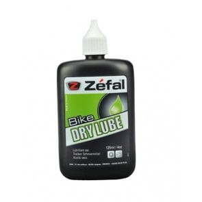Zefal Bicycle Bike Dry Oil 125ml/4.25 oz Lubricant