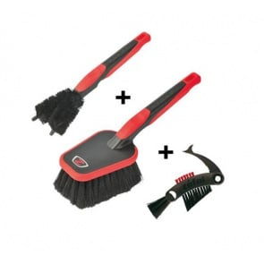 Zefal Bike Maintenence Brush Set