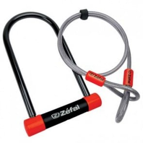 Zefal K-Traz U13 Cable U-Lock Bicycle