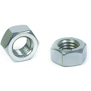 NUT HEX ACTION STAINLESS 6MM BAG OF 20