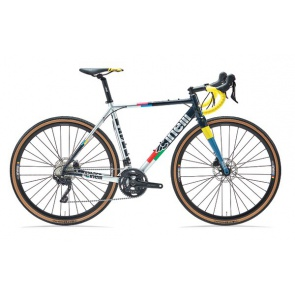 Cinelli Zydeco Chasing After Rainbows GRX