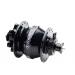 Exposure Lights Revo Dynamo Hub Disc Brake Qr15 Hub Black