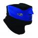 Gator Face Mask Duo Black L