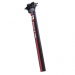 3tcycling Stylus 0 Team Carbon Bicycle Seatpost Black Red