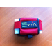 [BicycleHero] BIcycle Arm Band For mobile phone red