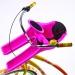 Ibert Safe-t Seat W/ Steering Wheel 38lb Max Weight Pink