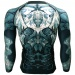 Btoperform Angel Knight FX-117 Compression Top MMA Jersey Shirts