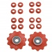 Fsa Rd Pulleys Ceramic Shimano Red