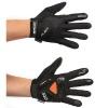 Ergo Mesh Flex Long Bicycle Gloves Micro Hexa Pad Black