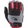 Lizard Skins Monitor AM Full Finger Gloves -Jet Black /Crimson