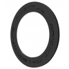 Knight Composites 95 Carbon Rim Clincher Rear 700c Black