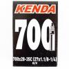 Kenda 700/28-35 Presta 48M (27X1.1/8-1/4)Removable Core Tube