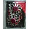 Token Alloy Rear Derailleur pulley silver tk1711