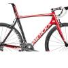 Eddy Merckx framekit EMX-7  VK 2998 56 cm weiß-rot (BKR)