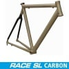 Quantec Frame Race SL Carbon Raw