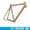 Quantec Frame Race SL 26 inch -571 Size 43 Raw