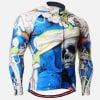 Fixgear Mens Bicycle Jersey Cycling Long Sleeves CS19B1