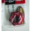 A2Z Bicycle Centerlock Adapter Lock Ring Red