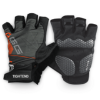 TIGHTEND AGG Cycling Short Finger Gloves Grey