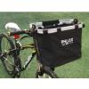 BicycleHero Foldable Detachable Bike Basket Inc Mount