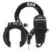 AXA Block XXL Frame Lock Cable Seat Bag Set