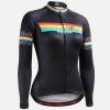 Fixgear CS-W201 Womens Cycling Jersey Long Sleeves