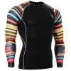 Fixgear Printed BaseLayer Compression Skin Top MMA CPD-B33