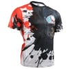 Fixgear RM-4402 Round T-Shirts Sports Active Mens Short Sleeves