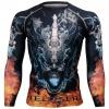 Btoperform Hellfire FX-120 Compression Top MMA Jersey Shirts