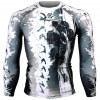 Btoperform Assassin Full Graphic Compression Long Sleeve Shirts FX-150