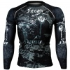 Btoperform Freak Full Graphic Compression Long Sleeve Shirts FX-165