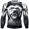 Btoperform Black Panther Full Graphic Compression Rash Guard FX-167
