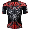Btoperform Griffin Full Graphic Compression Short Sleeves Shirts FX-321