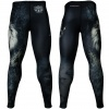Btoperform Aslan Full Graphic Compression Leggings FY-130