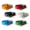 KCNC flip quick release seat clamp 38.2mm 6 colors