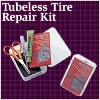 Panaracer Tubeless Puncture Repair Kit Bicycle Bike