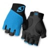 Giro Zero II Half Finger Glove Black/Blue