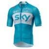 Castelli Team Sky Climber's Jersey 2.0 FZ Sky Blue