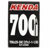 Kenda 700/25-30 Presta 60M (27X1X1.1/8) Removable Core Tube