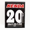 Kenda 20X1.25-1.5 Schrader Ll Tube