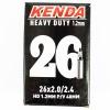 Kenda Heavy Duty 26X2-2.4 Presta 48Mm Long Tube