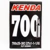 Kenda 700X25-30 Remov. PV 80Mm Threaded Tube