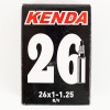 Kenda 26X1-1.25 Presta 32M Removable Core Tube