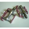 Wellgo Road Bike Bicycle pedals R025B Pink