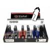 Zefal PB123 water bottle cage display 30ea 1set