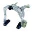 DiaCompe Brake BMX Bulldog Front Freestyle Silver