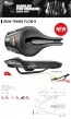 Selle Italia Iron Tekno Flow S Carbon Rail Saddle(155g)