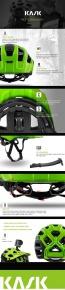 Kask Rex FR AM Helmet Lime